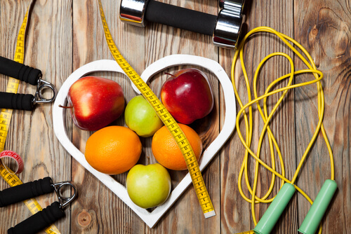 how to diet and exercise for a healthier heart
