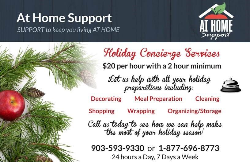 Holiday Concierge Services